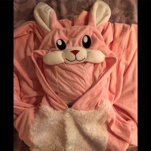 Women's Bunny Sleeper or Costume